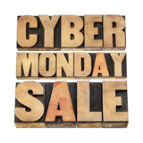 Cyber Monday Sale Posters by  PixelsAway