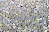 Thai Baht Coins Photo by Anan Kaewkhammul