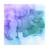 Abstract Watercolor Hand Painted Background Art by  katritch