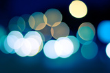 Bokeh Background Photographic Print by  adistock