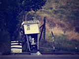 An Old Gas Pump Photo by  graphicphoto