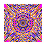 Psychedelic Pink Prints by  Nemosdad