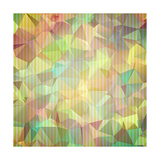 Abstract Geometrical Background Posters by  epic44