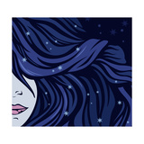 Winter Beauty Prints by  Cattallina