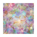 Abstract Geometrical Background Poster by  epic44