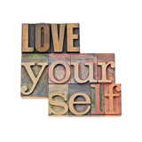 Love Yourself Prints by  PixelsAway