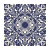 Mandala: Indian Decorative Pattern Posters by  Katyau