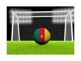 Soccer Cameroon Art by  koufax73