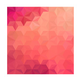 Abstract Geometrical Background Prints by  epic44