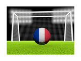 Soccer France Posters by  koufax73