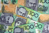 Australian 100 Dollar Bills Poster by Neale Cousland