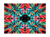 Colourful Kaleidoscope Background Posters by  Steve18