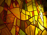 Stained Glass Photographic Print by Ragne Kabanova