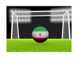 Soccer Iran Posters by  koufax73