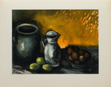 Nature Morte au Pot, 1945 Collectable Print by Maurice De Vlaminck