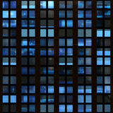 Texture Resembling Illuminated Windows in a Building at Night Photo by  Kamira