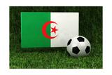 Algeria Soccer Posters af badboo