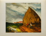 La Meule, 1951 Collectable Print by Maurice De Vlaminck