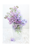 Bouquet of a Lilac Prints by  Es75