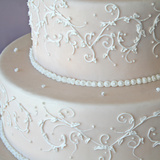 Wedding Cake Photographic Print by  sueashe