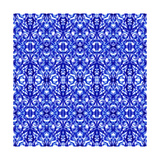 Medusa81 - Kaleidoscope Texture Pattern Plakát