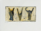 3 vacas Limited Edition by Alexis Gorodine