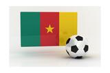 Cameroon Soccer Prints by  badboo