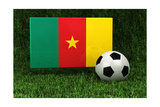 Cameroon Soccer Posters by  badboo