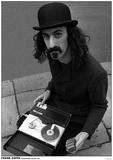 Frank Zappa – Buckingham Palace 1967 Poster