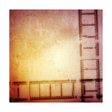 Great Film Strip for Textures and Backgrounds Frame Prints by  ilolab