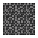 Abstract Bright Colored Squares Background Mosaic Prints by  Roxiller