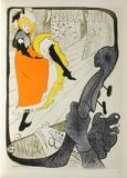 Jane Avril I Collectable Print by Henri de Toulouse-Lautrec