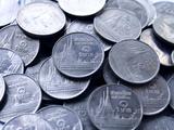 Thai One Baht Coin Print by  pakkij