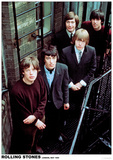Rolling Stones – London 1965 Poster