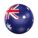 Australian Soccer Ball Posters by  zentilia
