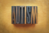 Autism Photographic Print by  enterlinedesign