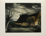 La Haute Folie, 1933 Collectable Print by Maurice De Vlaminck