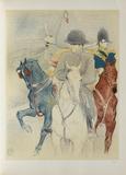 Napoléon Samlertryk af Henri de Toulouse-Lautrec