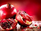 Pomegranate Fruit Fotodruck von Subbotina Anna