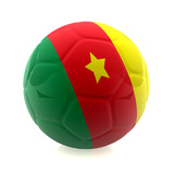Cameroon Football Posters by  andres