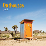 Outhouses - 2015 Calendar Calendars