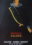 Expo Galerie Maeght Collectable Print by Manolo Valdes