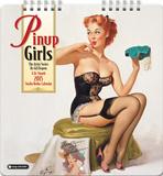 Pinup Girls Studio Redux - 2015 Mini Calendar Calendars