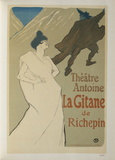 La Gitane Collectable Print by Henri de Toulouse-Lautrec