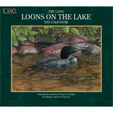 Loons On The Lake - 2015 Calendar Calendriers