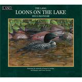 Loons On The Lake - 2015 Calendar Calendars