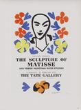 AF 1953 - The Tate Gallery Samlertryk af Henri Matisse