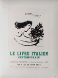 AF 1953 - Le IIvre ItaIIen Collectable Print by Marc Chagall