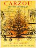 Corbeille de fruits - Galerie Soleils Sammlerdrucke von Jean Carzou