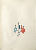 La Princesse de Babylone 42 (Suite couleur) Samlertryk af Kees van Dongen